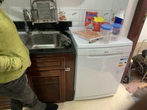 máy rửa bát Sine 12 bộ