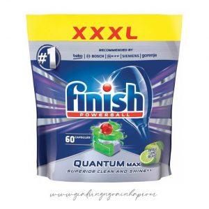 Quantum max 60 viên - hương táo chanh
